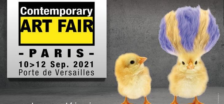 Exposition Paris le 10,11 et 12 septembre 2021